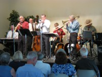 Dixieland Express Fathers Day Concert